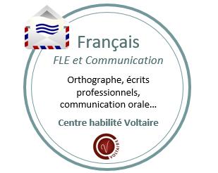 Français, FLE et communication