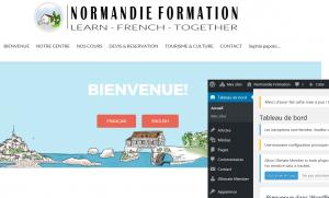 Apprenez à créer et gérer un site Web avec WordPress, de la conception au référencement.