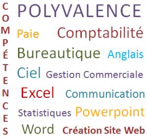 compétences, polyvalence